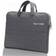 Promos Fashion Cow-boy Style Computer Bag with DIY LOGO