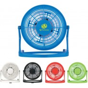 Mini USB Plug-In Plastic Fan for computer and Notebooks