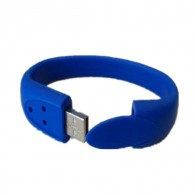 Silicone Bracelet USB Flash Drives 4GB