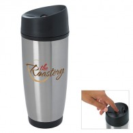 Classic Tumbler With Press Button Lid