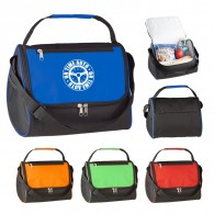 Customized Triangle Insulated Lunch Bag