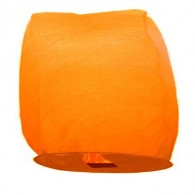 Promos 880H*480L*340W mm Paper Sky Lanterns with DIY LOGO