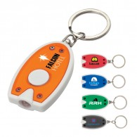 Flashlight Keyring