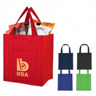 Matte Laminated Non-Woven Shopping Bag