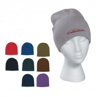 Multi-Colour Promotional Outdoor Knit Beanie Cap