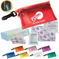 Escape Clip-On First Aid Kit
