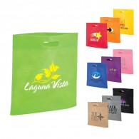 Promotional Heat Sealed Non-Woven Tote Bag