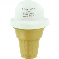 Ice Cream Cone Stress Ball