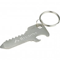 The Mini Multi-Function Bottle Opener Key Ring