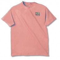 Tagless T-Shirt - Embroidered - Colors