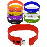 Silicone Wristband USB Flash Drivers 1/2/4/8/16G