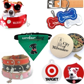Promotional Pet Products by sunrisepromos.com