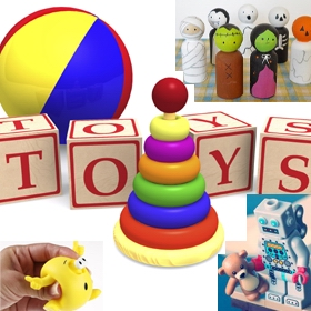 Promotional Novelty Items & Toys by sunrisepromos.com
