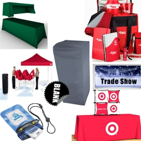 Promotional Trade Show Supplies by sunrisepromos.com