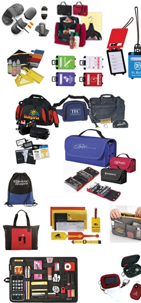 Promotional Travel Products by sunrisepromos.com
