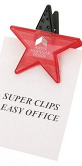 Promotional Office Item, Promotional Clips, Sunrise Clips
