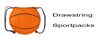 Promotional Drawstring Sportpacks