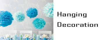 Paper Hanging Decorations, Promotional Paper Hanging Items, Sunrise Hanging Decorations